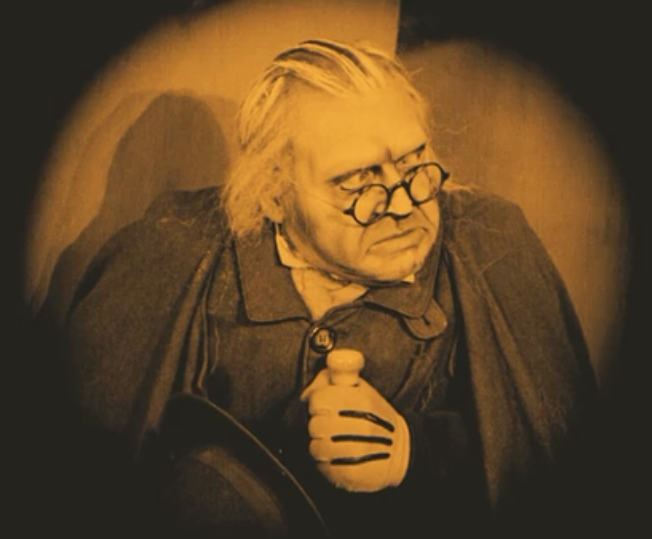 The_Cabinet_of_Dr_Caligari_Werner_Krauss